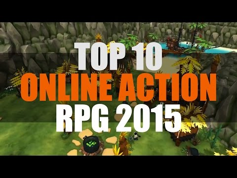 Top 10 Online Action RPGs 2015 | MMO ATK Top 10