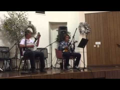 Banjo mandolin tabs dueling banjos : Dueling banjo and mandolin - YouTube