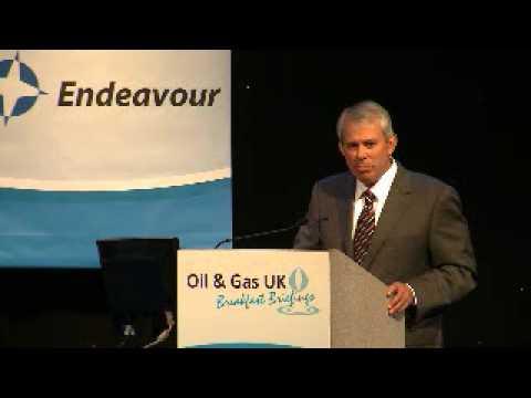 Oil & Gas UK Breakfast - Bill Transier, Endeavour International Corporation