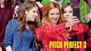 Pitch Perfect 3 Bechloe Moments Teaser Trailer (2017) Anna Kendrick, Brittany Snow