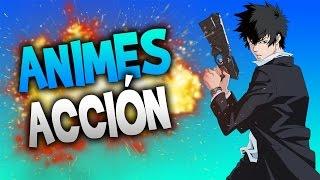 Los 10 mejores animes de acciÓn y peleas