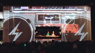 FEOS b2b EDEN // Rave on Snow 2014 - Dorfplatz (1)