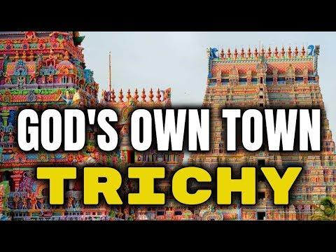 Trichy | Tiruchirapalli | Trichy Tourist Places | Trichy Tourism | Srirangam