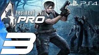Resident Evil 4 (PS4) - Professional Gameplay Walkthrough Part 3 - Chief Mendez & Castle