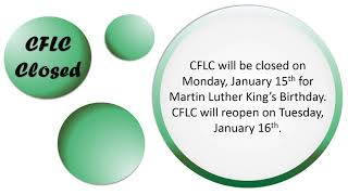 CFLC January 2018
