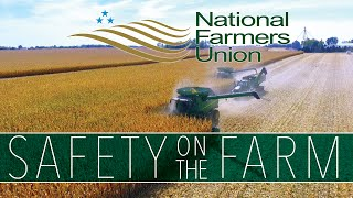 NFU Safety on the Farm: Power Take Off (PTO)