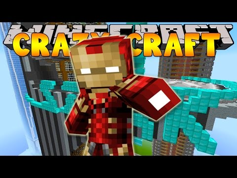 Full download minecraft crazy craft 3 0 for Crazy craft free download
