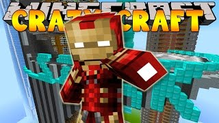 Minecraft Crazy Craft 3.0 : STARK INDUSTRIES #35