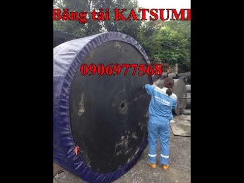 Băng tải cao su Katsumi Tự Thành