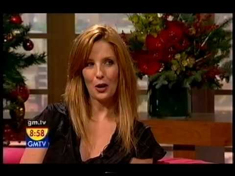 Kelly Reilly - black tights