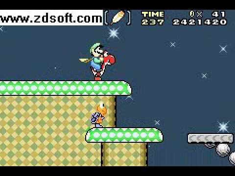 how to get to world 4 super mario 2