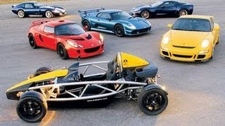 Chevy Corvette Z06 vs. Lotus Exige S vs. Porsche 911 GT3 - CAR and DRIVER