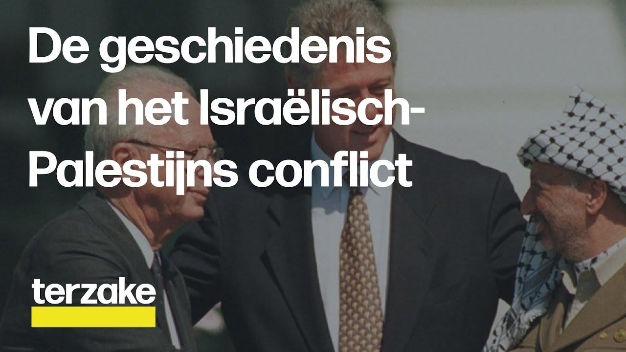 Download Geschiedenis van Israëlisch-Palestijns conflict | Terzake