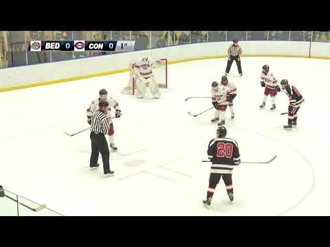 New Hampshire Division 1 Semi-Final Hockey Bedford vs Concord 3-8-2018
