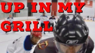 Today on Hey Stripes! The Micd Up GoPro Hockey Ref, you don't have ...