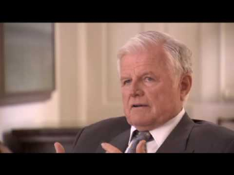 True Compass: Ted Kennedy Discusses His Life in New Autobiography
