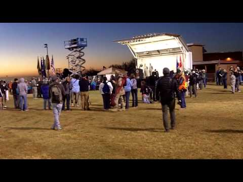 2015 Bataan Memorial Death March Opening Ceremony HD - Complete