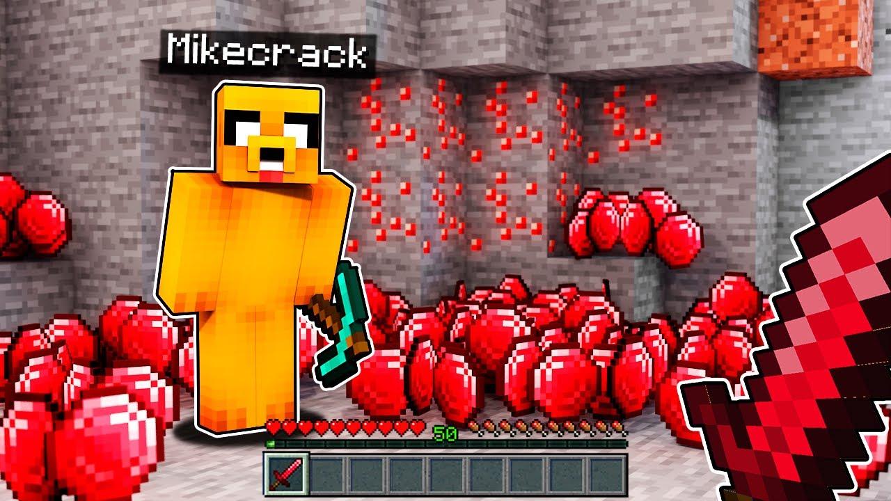 Download Paso Minecraft pero hay NUEVO DIAMANTE OP 😱💎 MIKECRACK MINECRAFT PERO #5