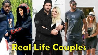 Real Life Couples of Keeping Up With The Kardashians