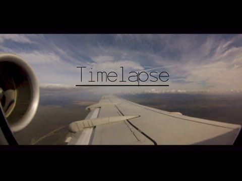 Timelapse   Fokker 70 KLM, Amsterdam - Basel