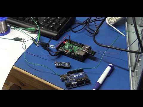How To Remotely Turn On a PC Using a Raspberry Pi / Arduino - Ec-Projects