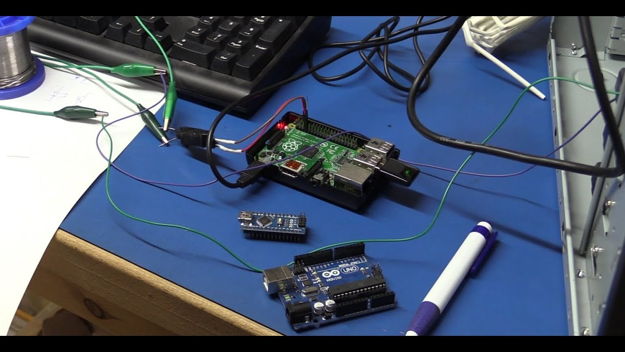Turn On Computer : How to remotely turn on a pc using raspberry pi