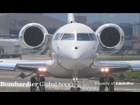 Brand new Bombardier Global 6000 - B-96999