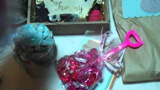 Crafty Christmas 2016   Gifts From Some Talented Ladies