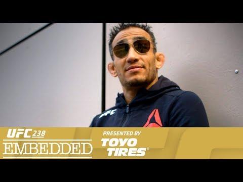 UFC 238 Embedded: Vlog Series - Episode 2