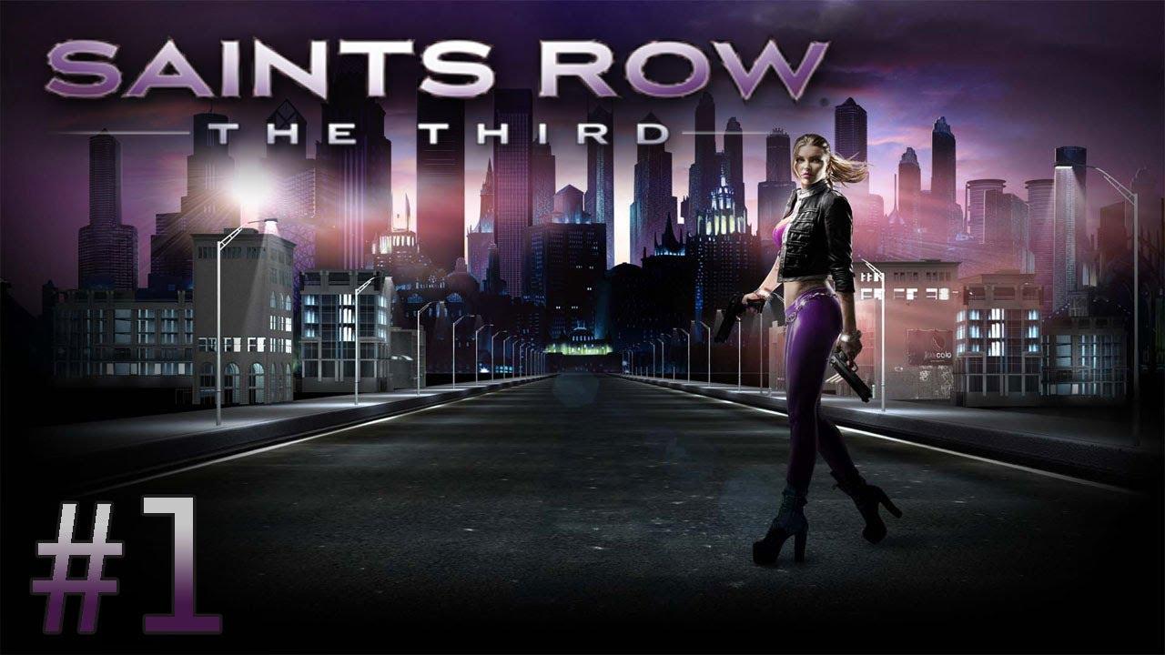Saints Row: The Third - Убийства. Андре (Co-op) - YouTube