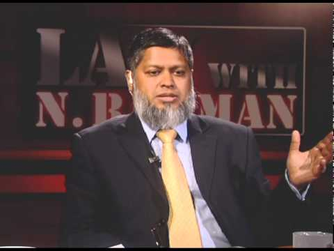 16 May 2015 - Law with N Rahman - Part 3