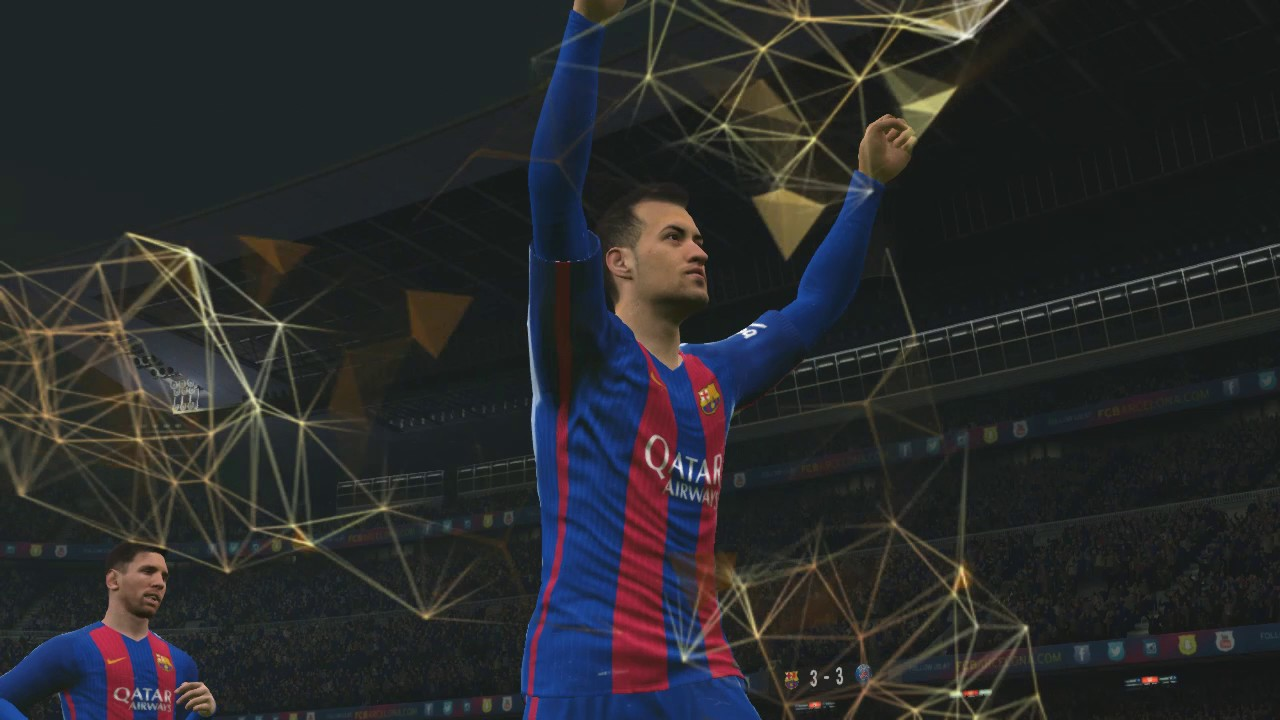 FC BARCELONA vs PSG UEFA CHAMPIONS LEAGUE (2ND Leg 8th ...
