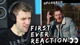Rapper Reacts to Upchurch For The First Time!! | CHEATHAM