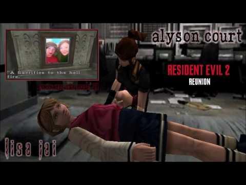 Resident Evil Podcast #7 Alyson Court & Lisa Jai