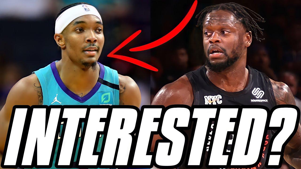 Download Devonte' Graham SIGNING With New York Knicks - Leaving Hornets?
