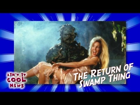 The Return of Swamp Thing Review
