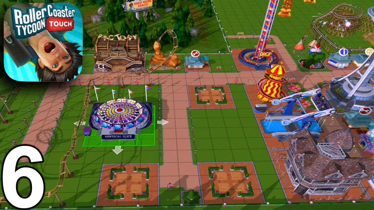 Rollercoaster tycoon touch android | RollerCoaster Tycoon Touch 2 10