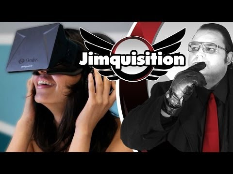 SO, THAT FACEBOOK AND OCULUS RIFT THING... (Jimquisition)