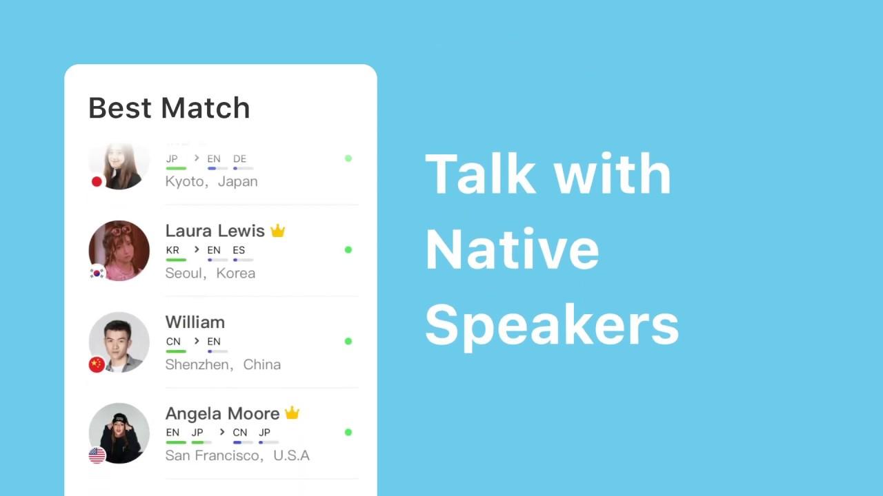 HelloTalk Language Exchange App Introduction