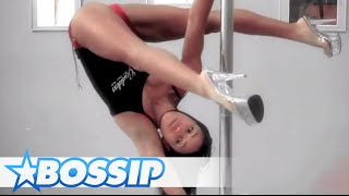 "Nicole ""The Pole"" Williams Shares Five Sexy Dance Moves 