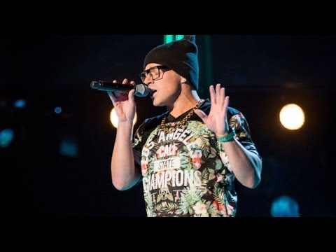 Callum Crowley - 'Climax' - The Voice UK 2014 - Blind Auditions 6 - BBC One