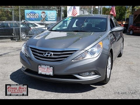 2013 hyundai sonata gls sedan youtube. Black Bedroom Furniture Sets. Home Design Ideas