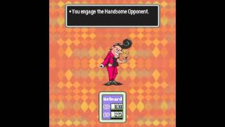 Battle Against a Handsome Opponent (custom Earthbound battle m…