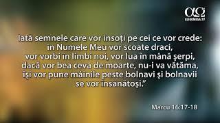 Marcu 16-18 17