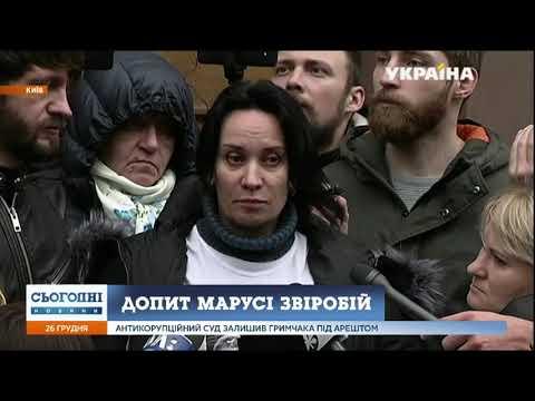 Маруся Звіробій побувала на допиті в ДБР