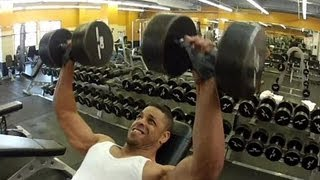 Chest & Triceps Workout With Lord Keith & Lord Kevin