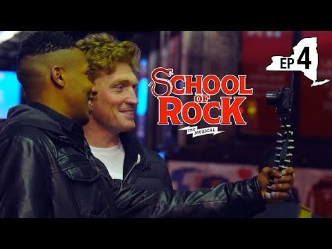 Surprising A Fan With Tickets To School Of Rock – NYC Ep 4