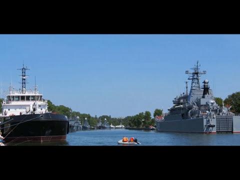 Балтийск - крупнейший курорт и морской порт на Балтийском море