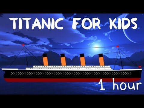 Titanic - My Heart Will Go On - FOR BABIES - 1 Hour Lullaby