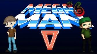 Mega Man 5: Ukko Yli-Jumala - Osa 6 - PeliMuruset